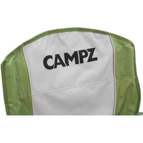 CAMPZ Silla plegable, olive/grey